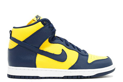 Nike Dunk High sizing & fit