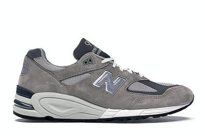 Come calzano le New Balance 990 V2 - Feetlot
