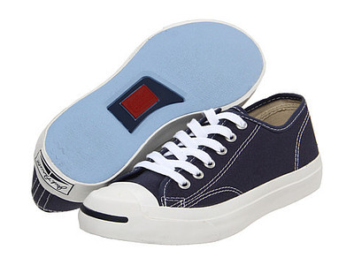 Hoe vallen Converse Jack Purcell CP