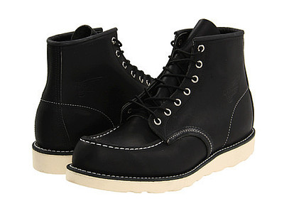 """Red Wing Heritage 6"""" Moc Toe  sizing & fit"""