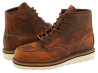 """Red Wing Classic Lifestyle 6"""" Moc sizing & fit"""