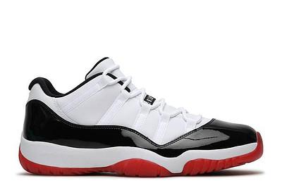 Hoe vallen Air Jordan 11 Low