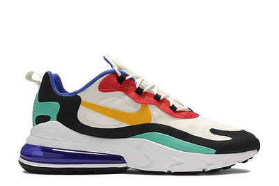 Nike Air Max 270 React sizing & fit
