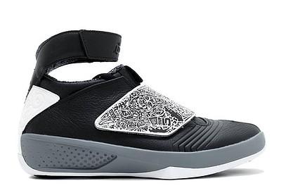 Hoe vallen Air Jordan 20