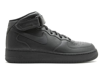 Hoe vallen Nike Air Force 1 Mid