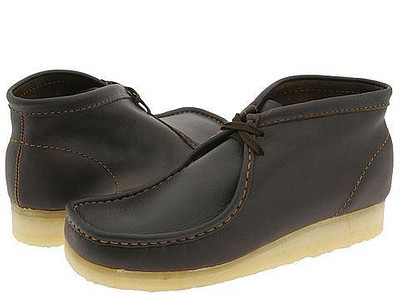 Clarks Wallabee Boot - Mens sizing & fit