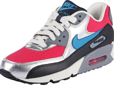 Hoe vallen Nike Air Max 90