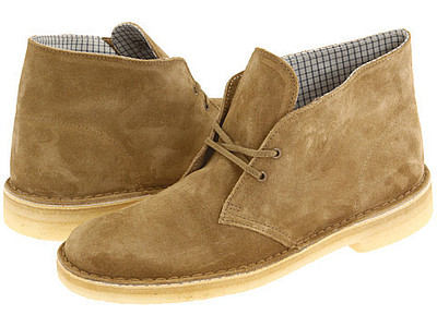 Clarks Desert Boot sizing & fit