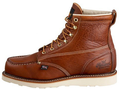 "Thorogood American Heritage 6"" Moc Toe Boot sizing & fit"