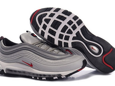 Hoe vallen Nike Air Max 97