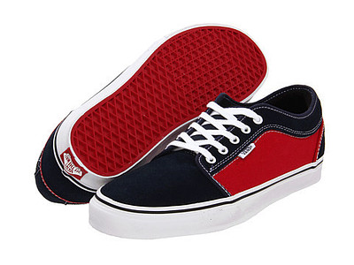 Vans Chukka Low sizing & fit